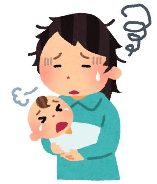 子育て 不安